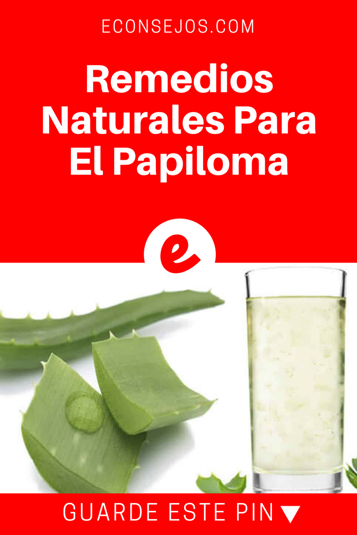virus papiloma tratamiento natural