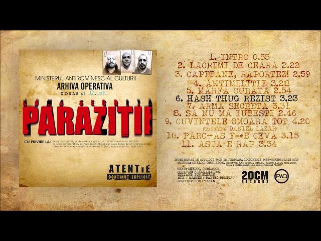 Parazitii - Hash thug rezist ( Original Radio Edit )