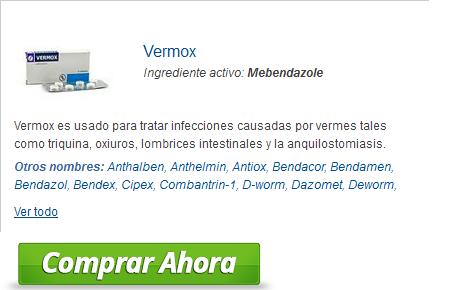 oxiuros vermox