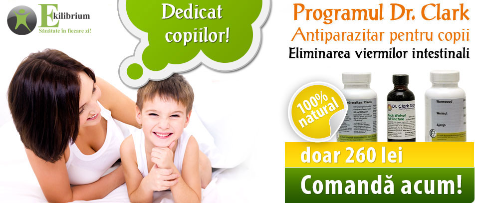 Eliminarea viermilor la copiii tratati cu medicamente