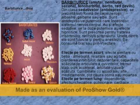 paraziti droguri