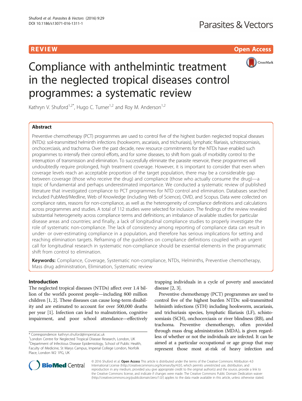 anthelmintic meaning in medicine