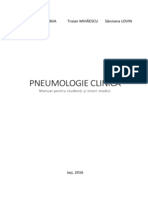 revizuirea medicațiilor parazite pulmonare