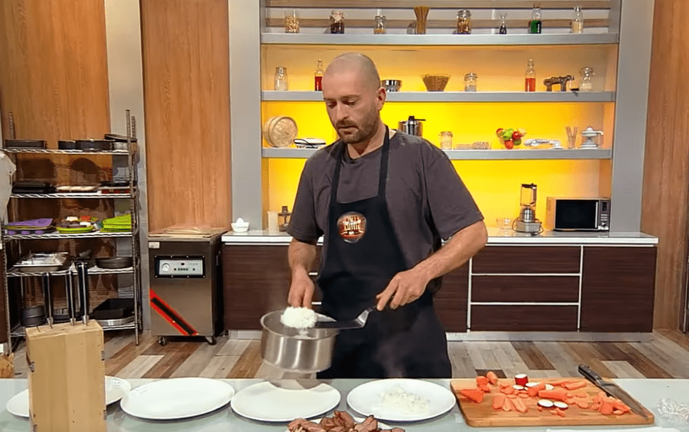 Cheloo, apariție surpriză la Chefi la cuțite: