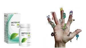curăță corpul de bacterii și paraziți)