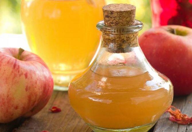 Cura de detoxifiere cu otet de mere, simpla si eficienta