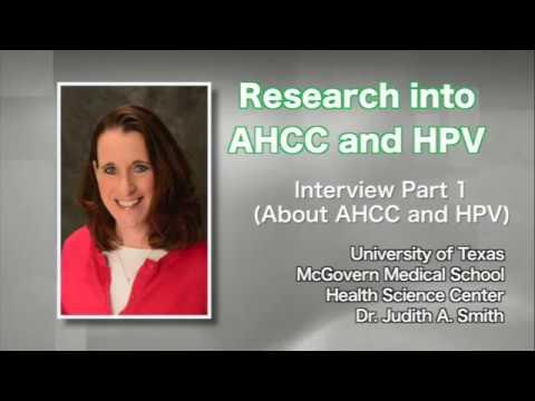 hpv treatment ahcc