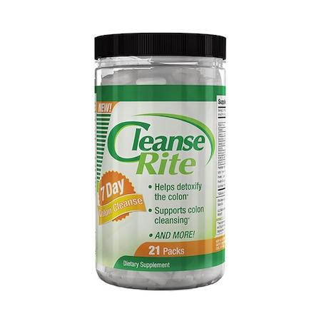 tablete de curățare a detox colonului)