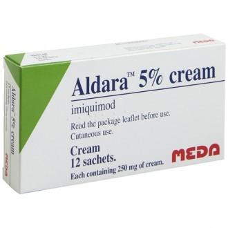 hpv cream aldara