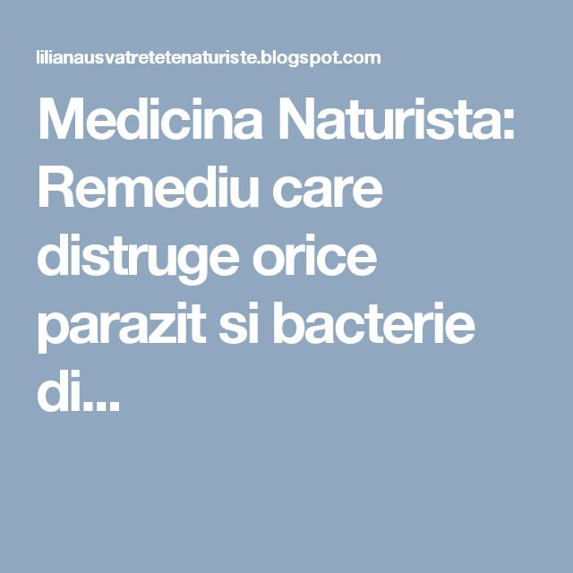 artlife remedii parazite