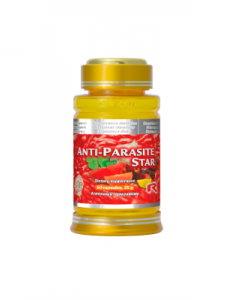 Parasites Cleanse Solaray, 60 tablete, Secom : Farmacia Tei