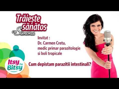 Tratamentul paraziților umani protozoici - info-tecuci.ro