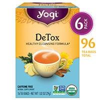ceaiuri bune pentru detoxifierea organismului