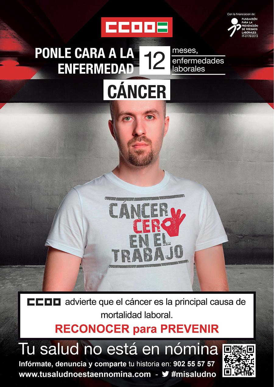 cancer enfermedad profesional)