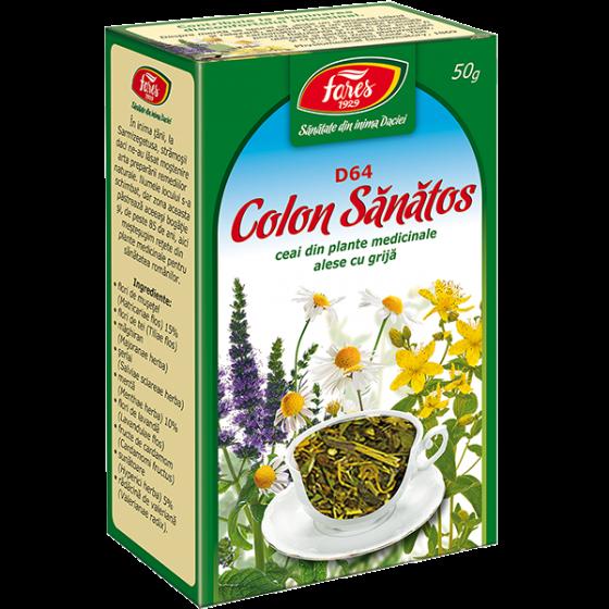 ceai pentru curatarea colonului