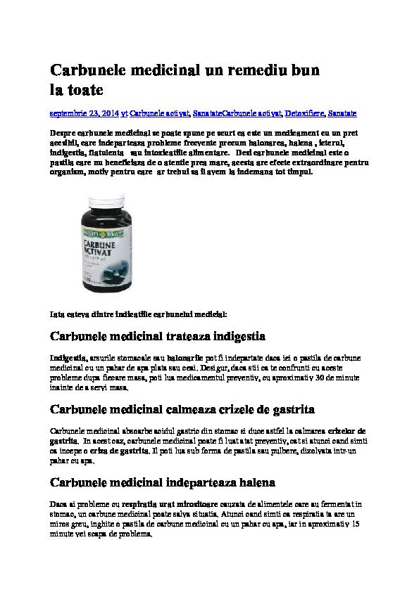 suplimente curate de detoxifiere