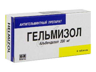 denumirea de medicamente antihelmintice