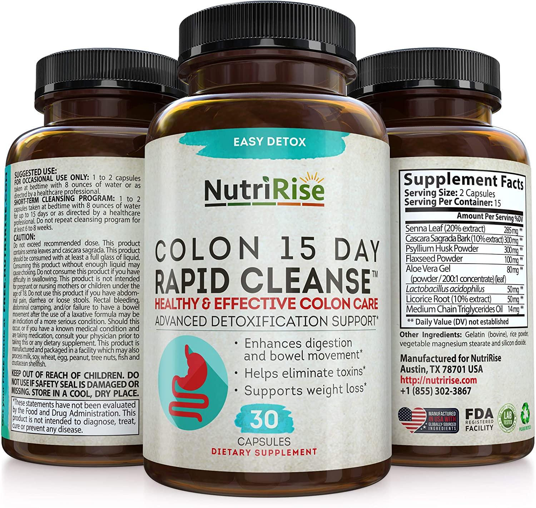 detox colon clean cure