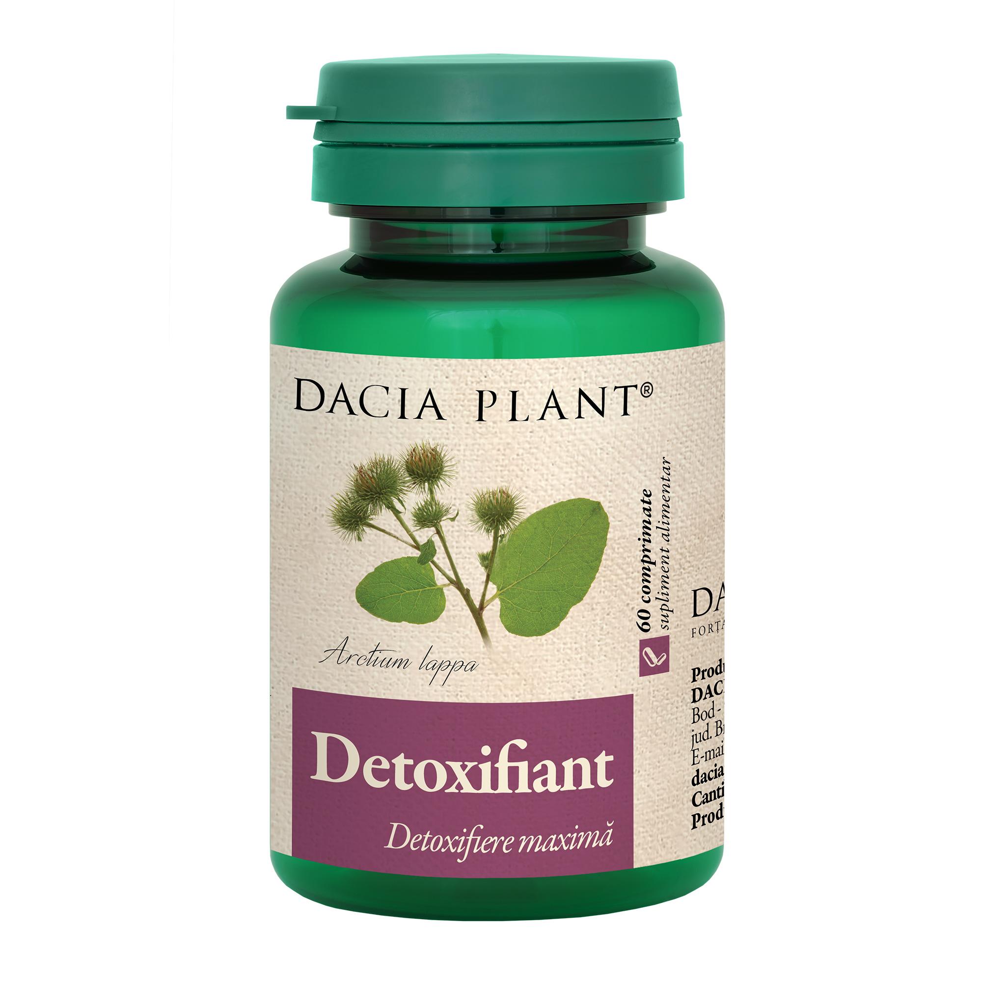 detoxifiere organism)