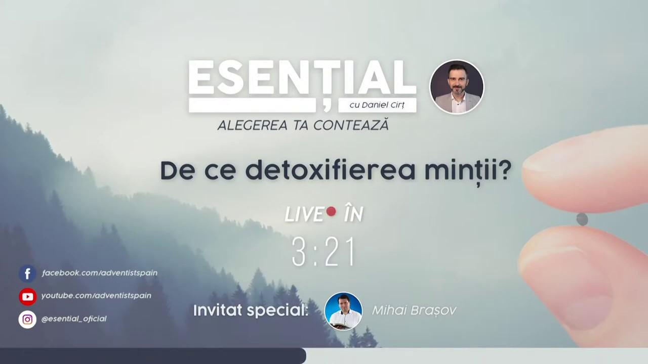 detoxifierea minții