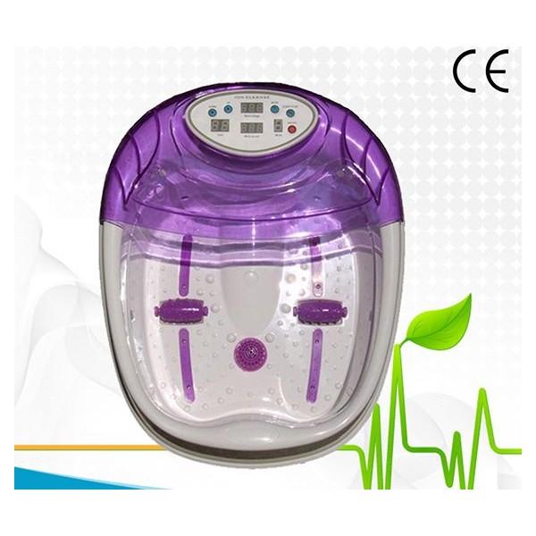detoxifiere cu aparatul detox cancer neuroendocrino higado