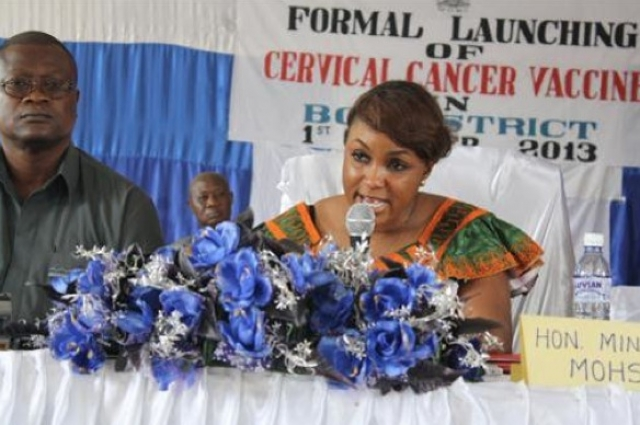 human papillomavirus vaccine demonstration projects