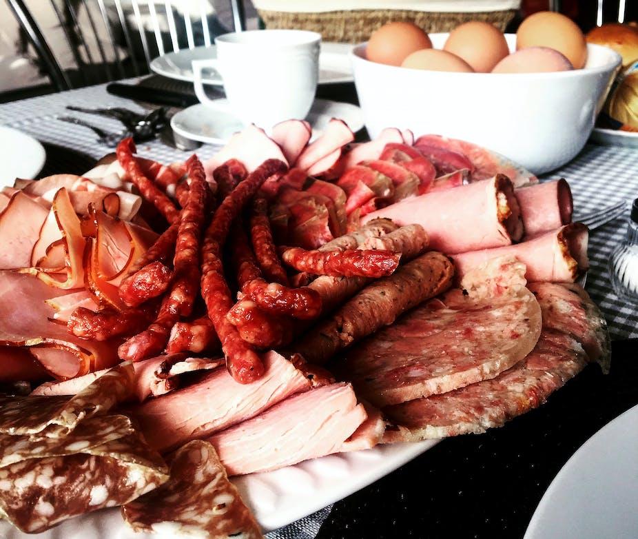 Cancer colon viande, Cancer colon que manger