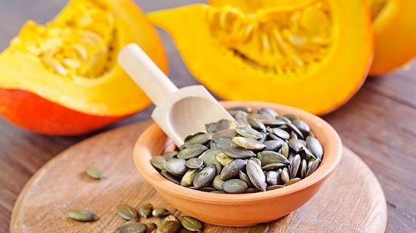 Semințele de dovleac curăță intestinele de la viermi