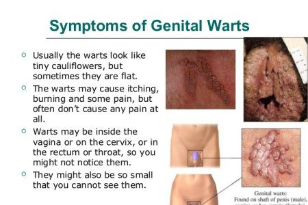 hpv warts itch)