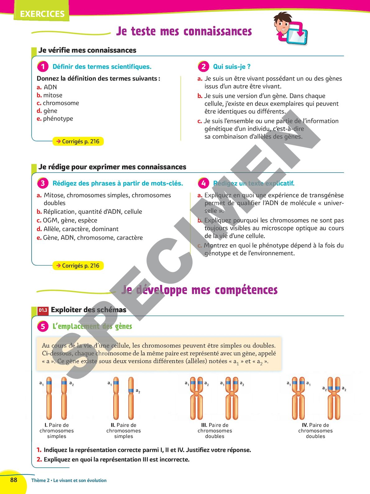 toxine definition svt 3eme)