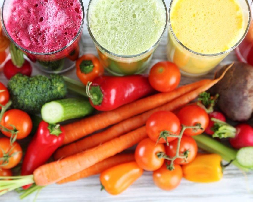 7 zile dieta de detoxifiere a colonului