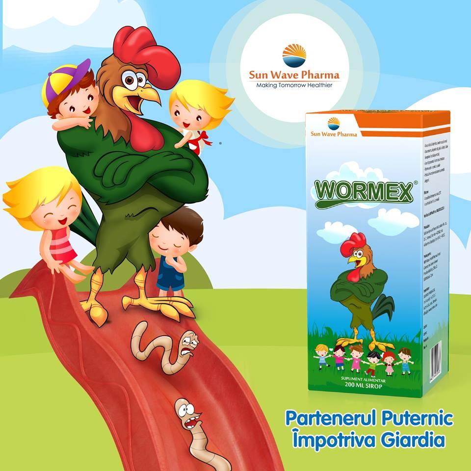 medicament împotriva diferiților paraziți viermi pinworm în timpul tratamentului sarcinii