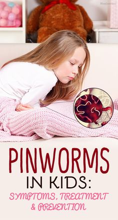 pinworm trăiește în ea)