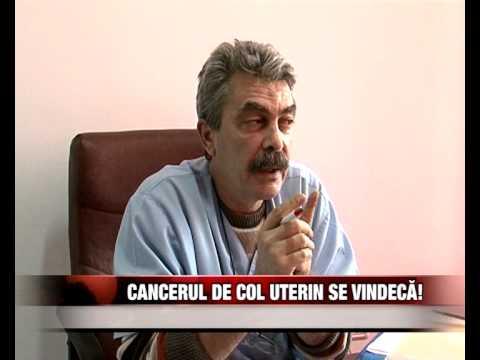 Cancerul de col uterin poate fi prevenit   info-tecuci.ro