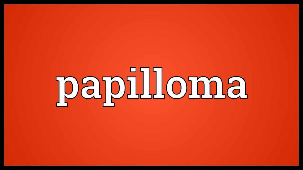 squamous cell papilloma in urdu)