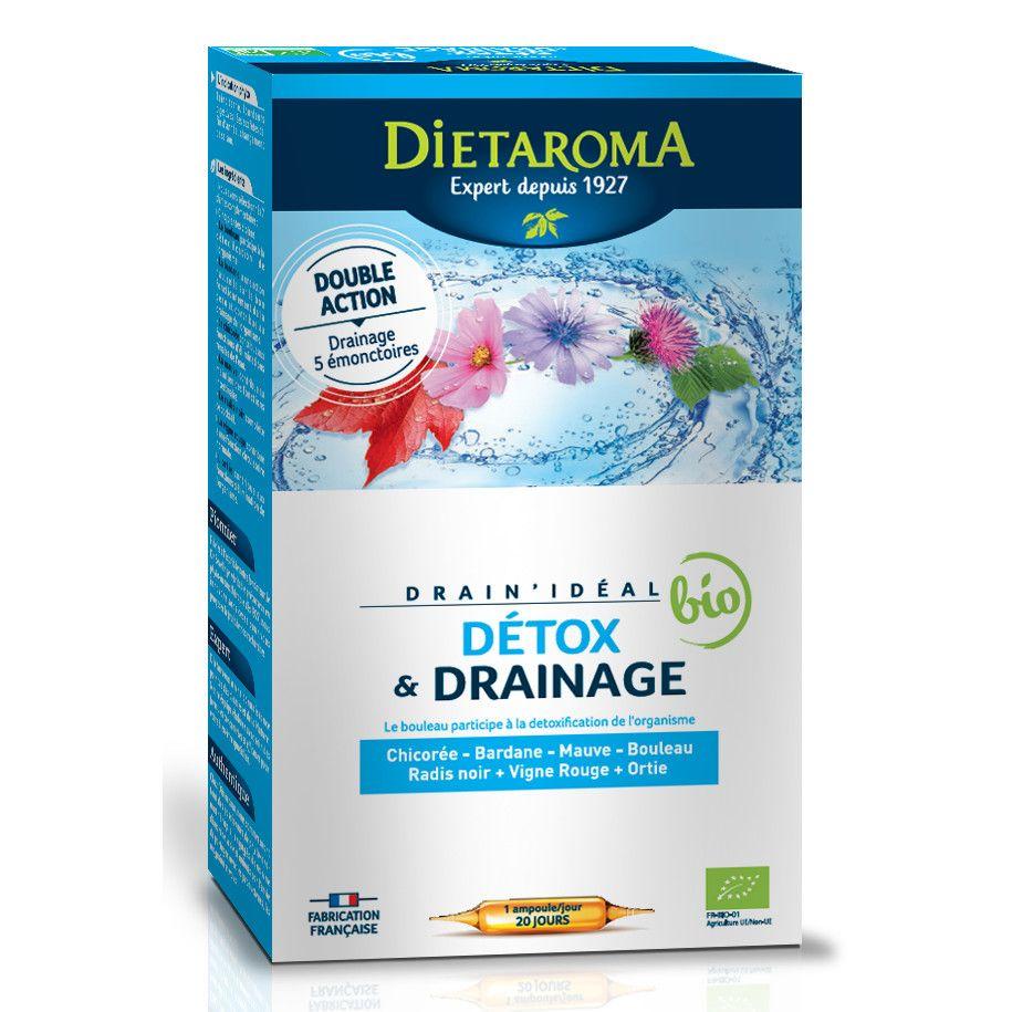 suplimente de detoxifiere pe bază de plante