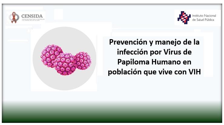 virus papiloma y vih