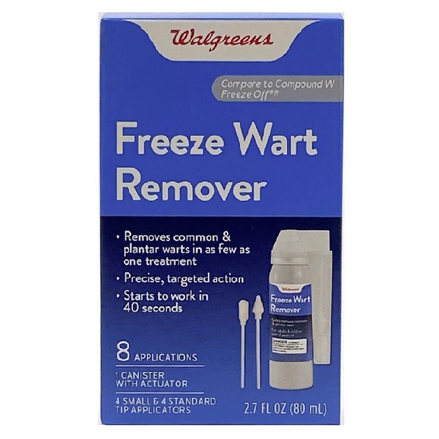 wart treatment walgreens)