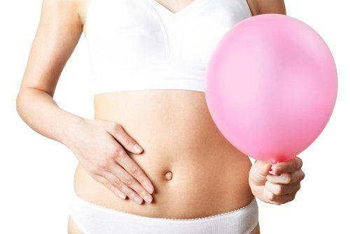 cancer hinchazon abdominal)