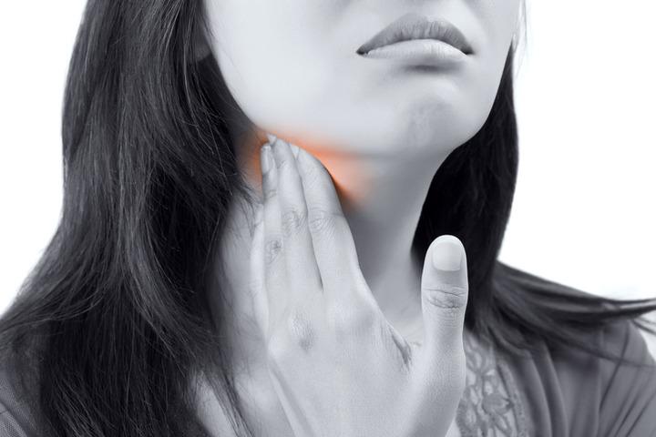 papilloma virus e tumore gola)