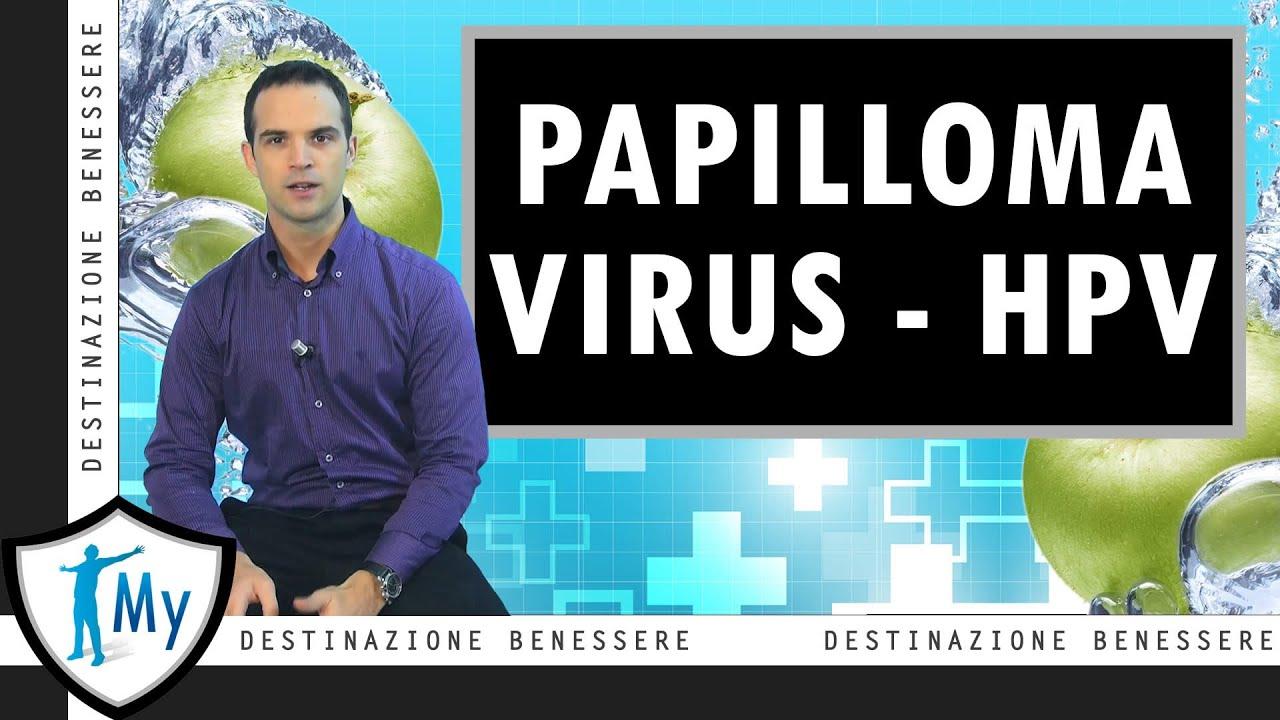 Papilloma virus trasmissione asciugamani