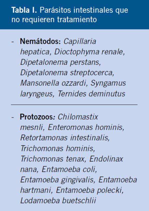 oxiuros sintomas y signos