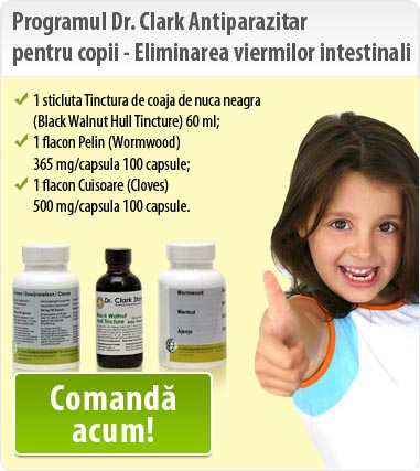 tratamentul viermilor la copii pentru copii)
