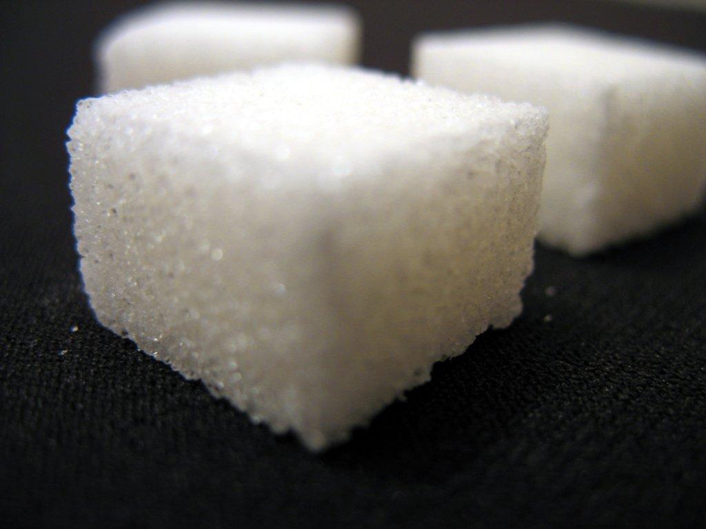 paraziți de zahăr rafinat