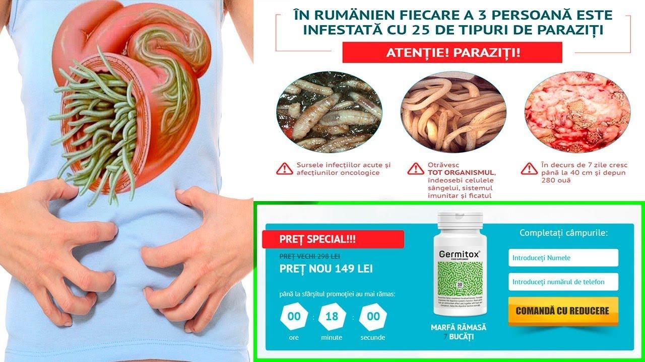 tratamentul cu paraziti scortisoara)