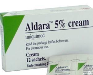 hpv cream aldara)