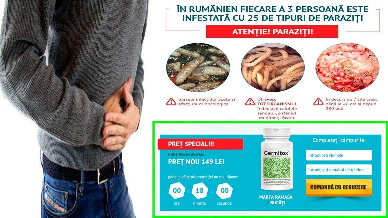 paraziti intestinali droguri viermi în tratamentul capului
