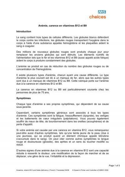Anemia | info-tecuci.ro