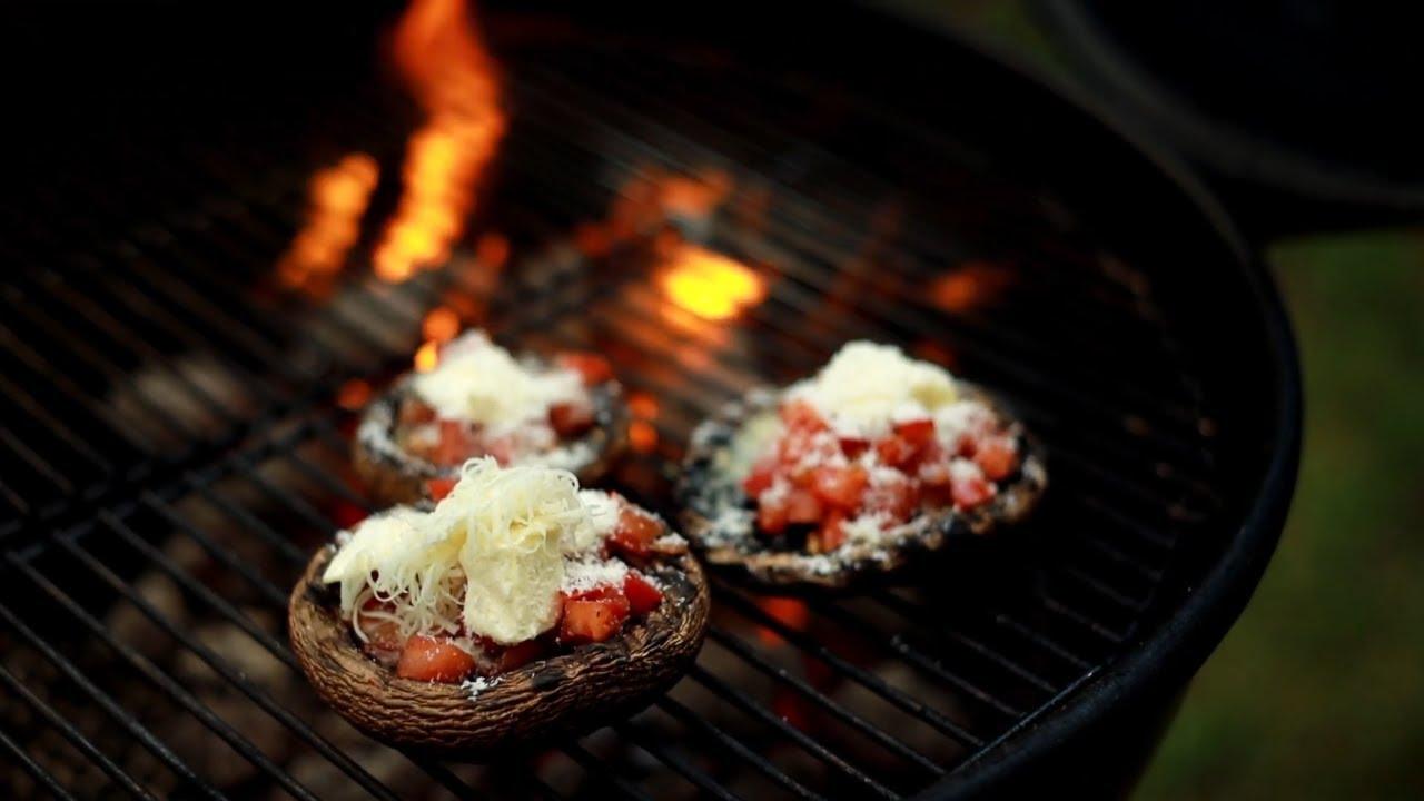 ciuperci grill)