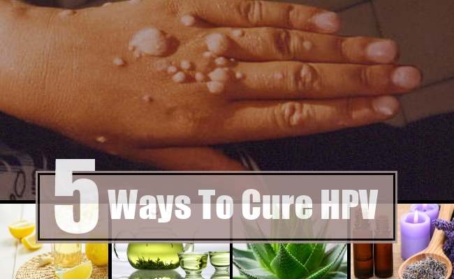 hpv how to cure it)